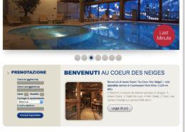 Home Page italiana
